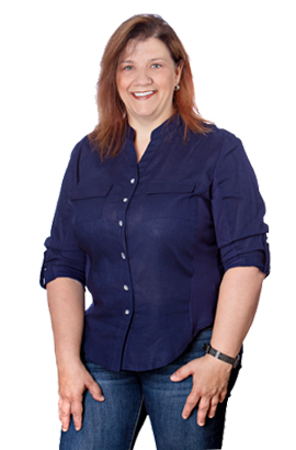 photo of diane mainville, mackinnon water solutions