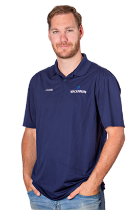 photo of justin montgomery, mackinnon water solutions